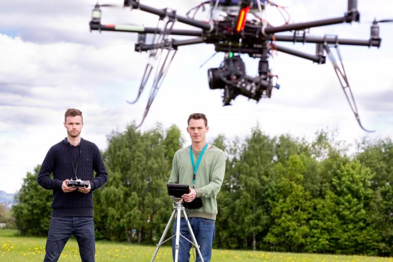 drone regulation men flying