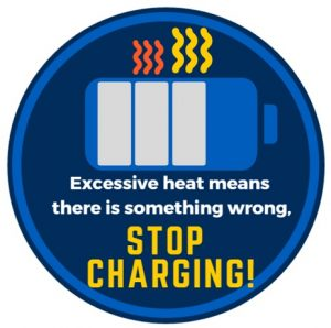 stop charging