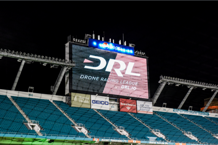 The stage is set for the first DRL race in Miami.
