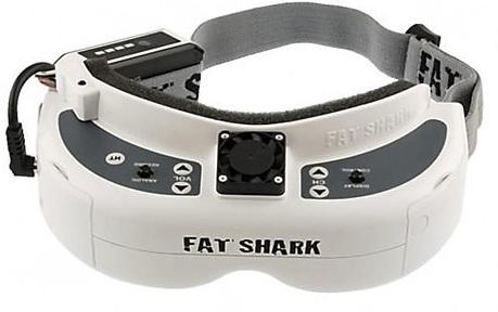 fatshark dominator hd v2 fpv goggles