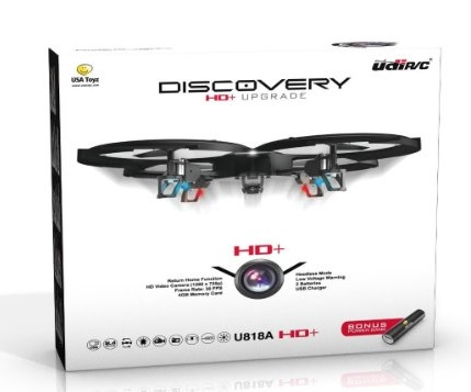 ultimate hobby drone guide udi 818A