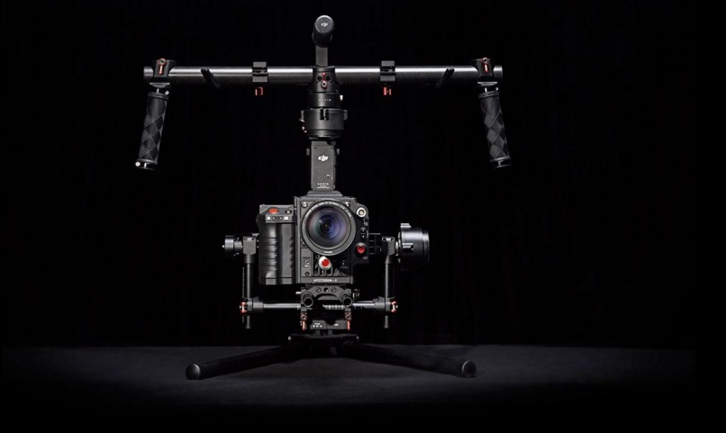 dji m600 with ronin
