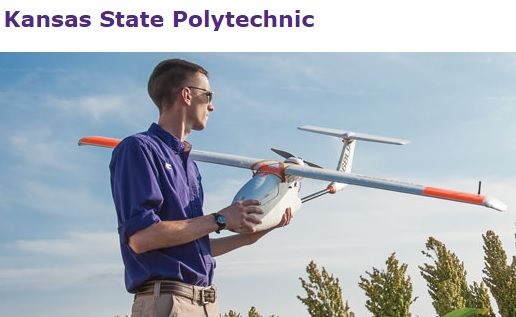 kansas state polytecnic unmanned aerial vehicles program