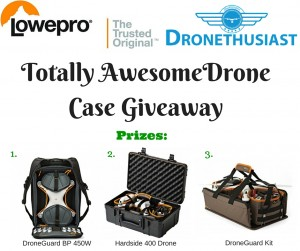 Totally AwesomeDrone Case Giveaway