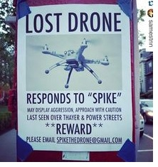 lost drone tracking devices