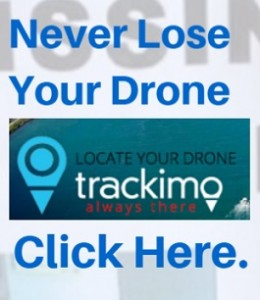 never lose your drone