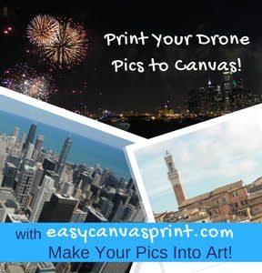 drone canvas