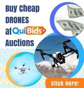 drone quibids ad