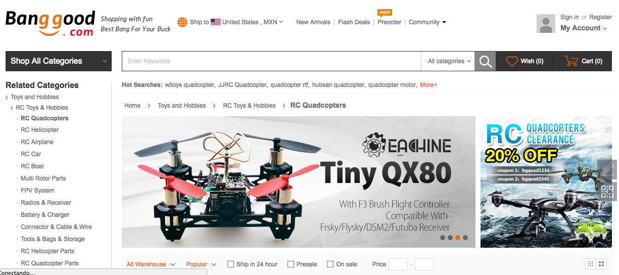 buy a drone online