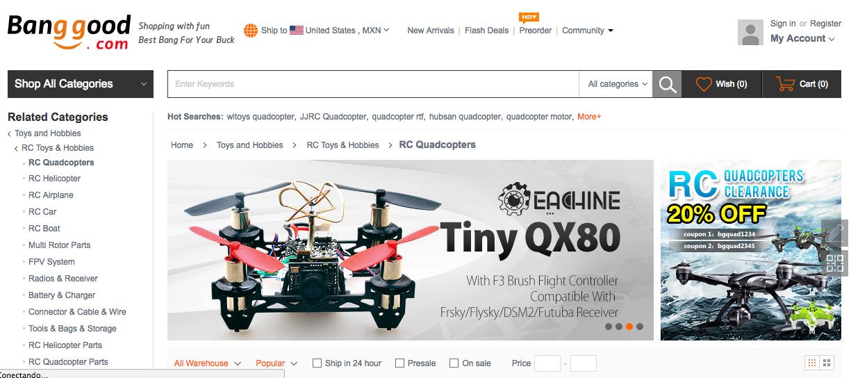 drone online