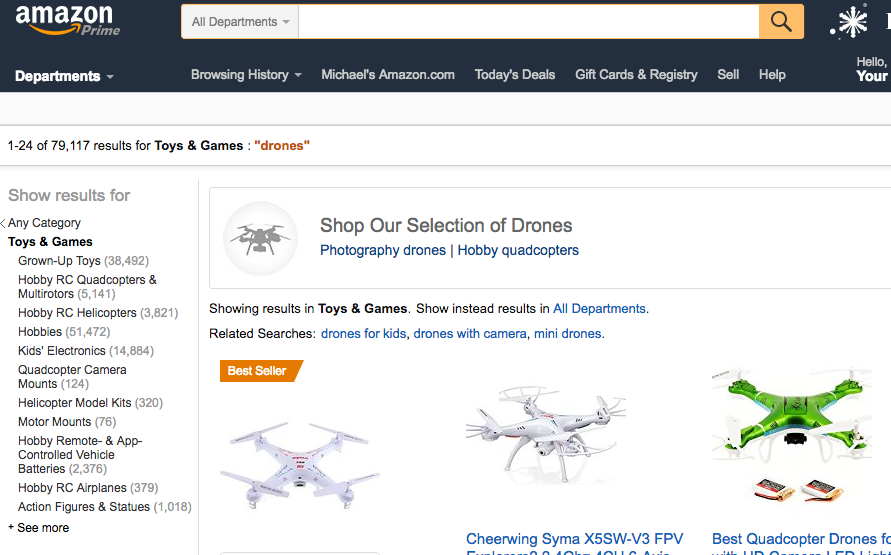 cheap drone