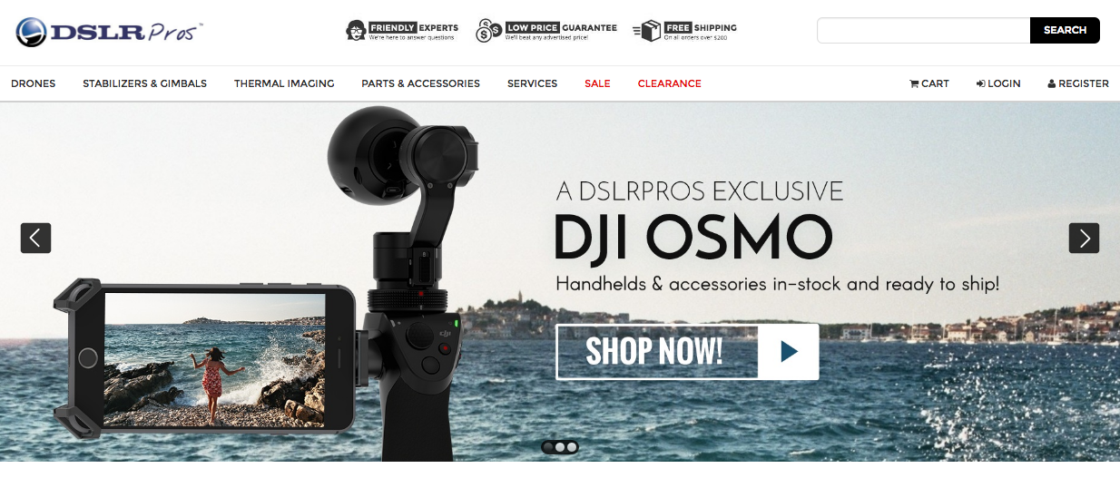 where to buy a drone online