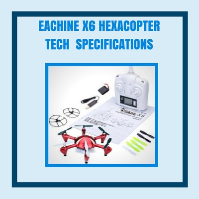 eachine-x6-tech-specifications