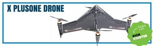 x-plusone-drone-startup