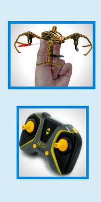 drones-for-kids-tdr-spider-stunt-quadcopter-specs