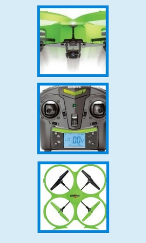 force1 udi 818a hd lime green quadcopter specs