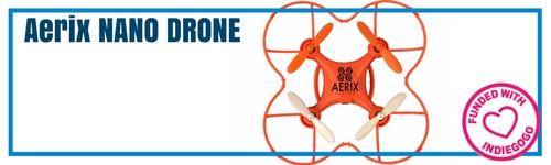 nano-drone-startup