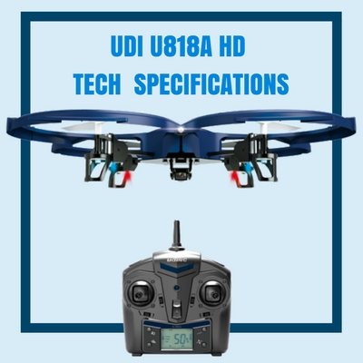 udi-u818a-tech-specifications
