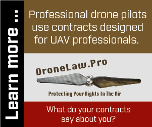 drone law contracts ad