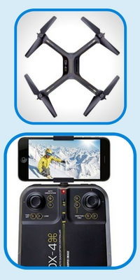 sharper-image-drone-dx-4-tech-specs