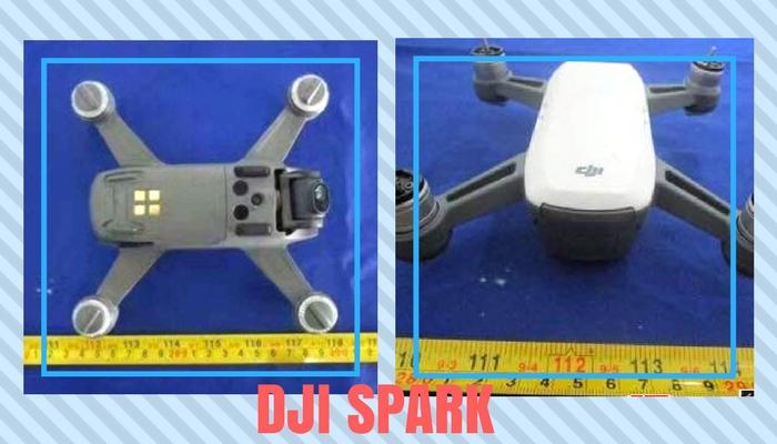 new-drone-dji-spark-size