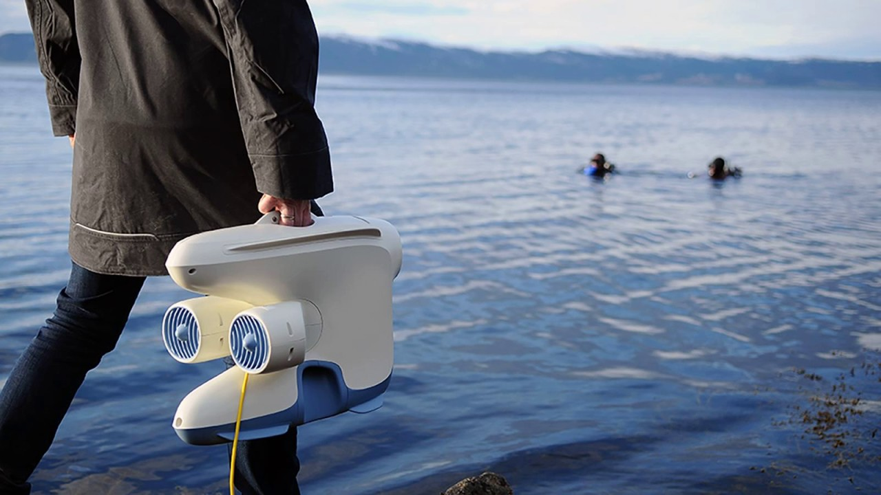 blueye robotics underwater drone