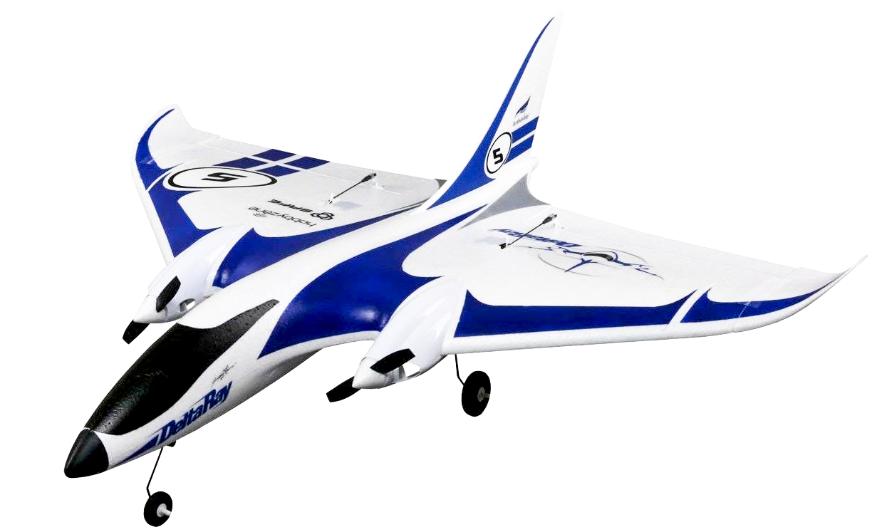 best rc planes for christmas hobbyzone delta ray