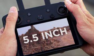 dji smart controller 5 inch screen