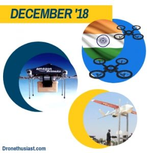 dronethusiast 2018 year in review december