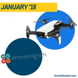 dronethusiast 2018 year in review january