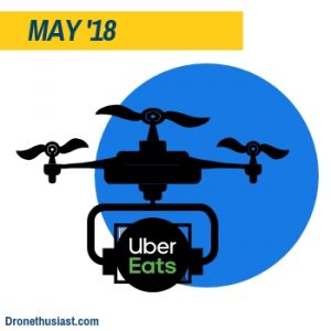 dronethusiast 2018 year in review may